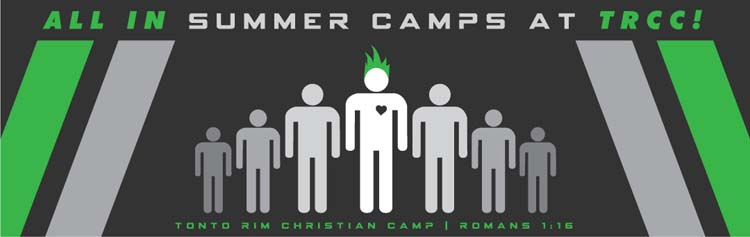 All In Summer Camps at TRCC!
