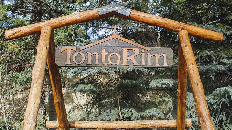 Tonto Rim Christian summer camp Arizona