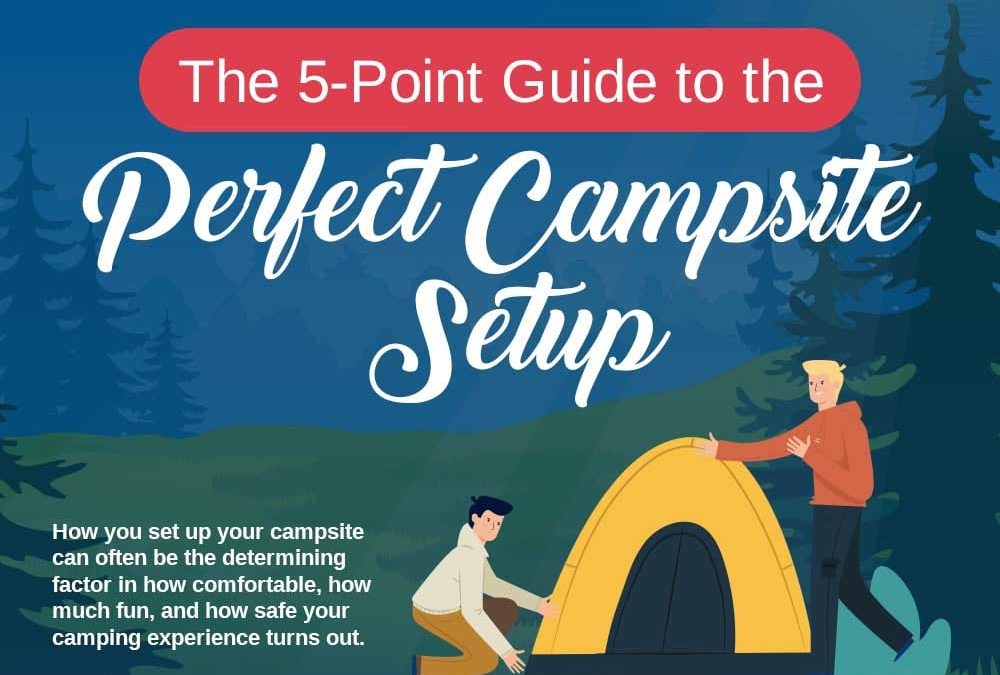 A 5-Point Guide to the Perfect Campsite Setup