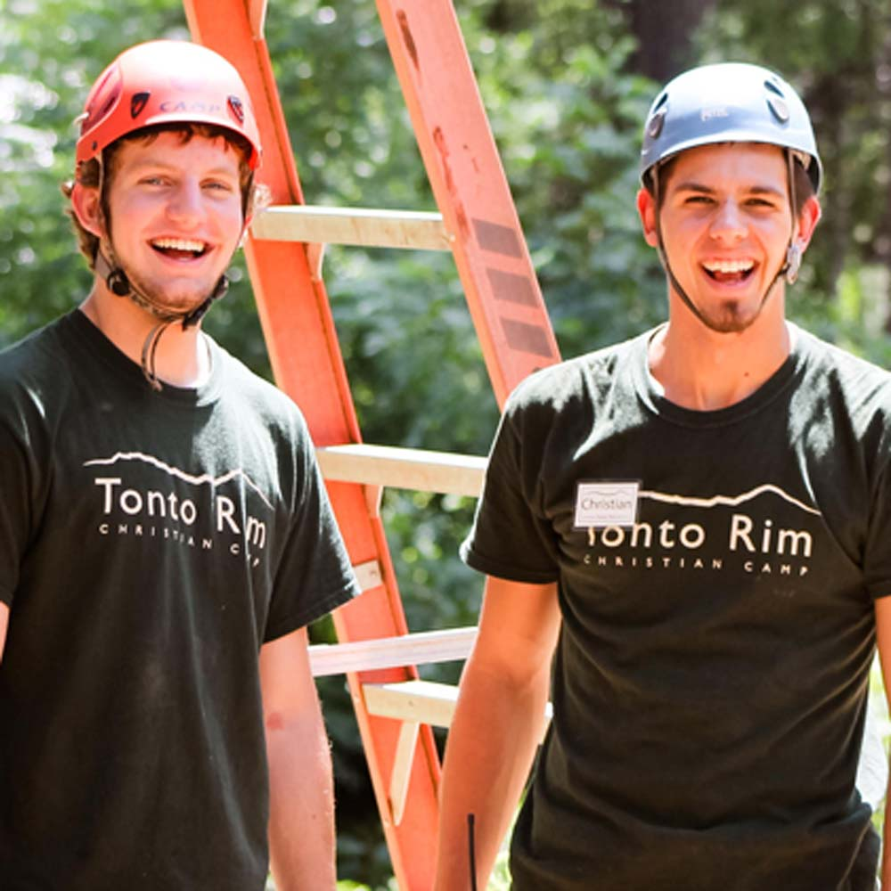 Employment Opportunities at Tonto Rim Christian Camp