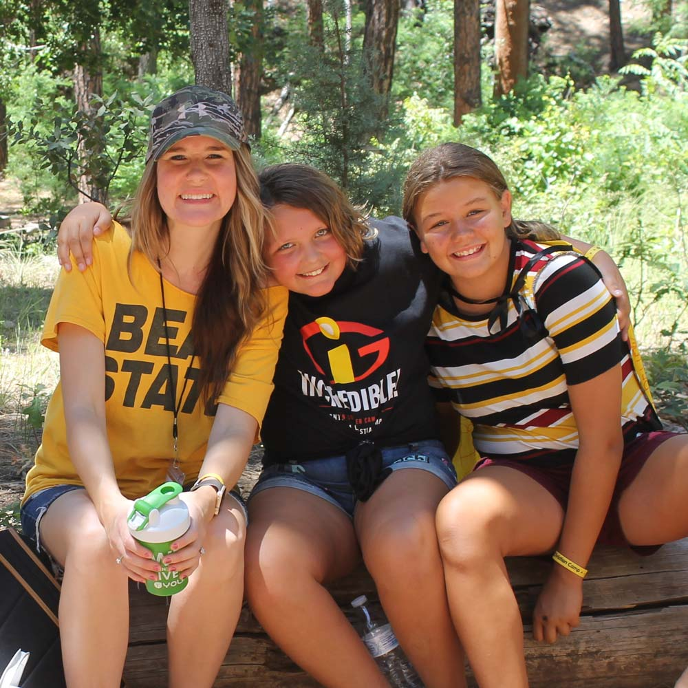 Give a Gift to Tonto Rim Christian Camp